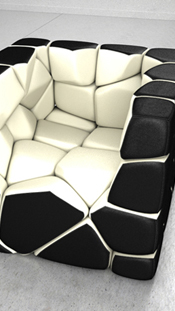 voronoi vuzzle chair 8