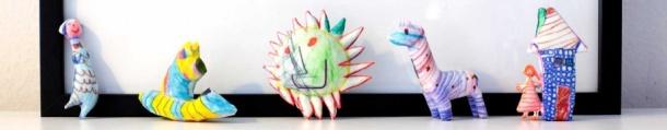 1 - Crayon Creatures