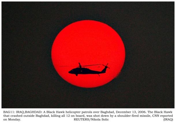 Baghdad sunset Nikola Solic