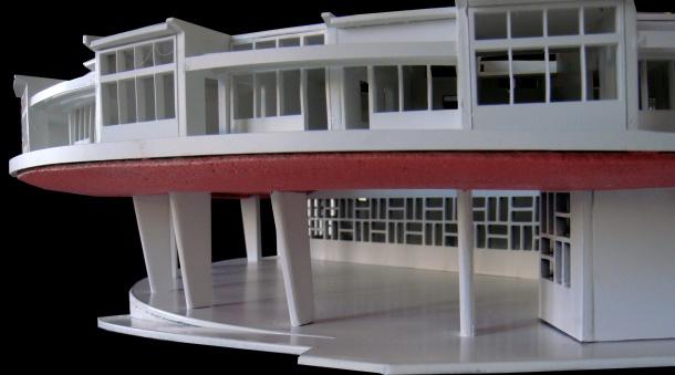 maketa s izložbe socijalizam i modernost u MSU -2