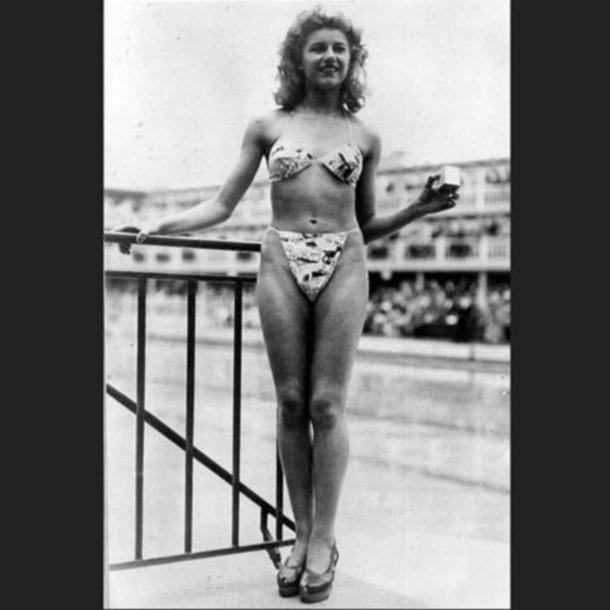 6 michelle bernardini prvi bikini
