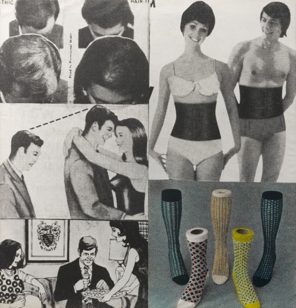Caps, calces i mitjons (Etnografia), 1973