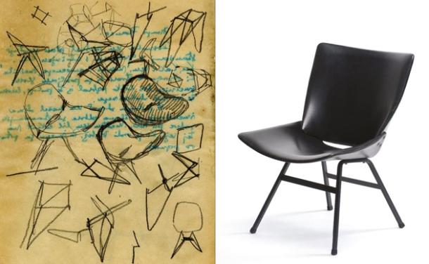 Lupina-chair