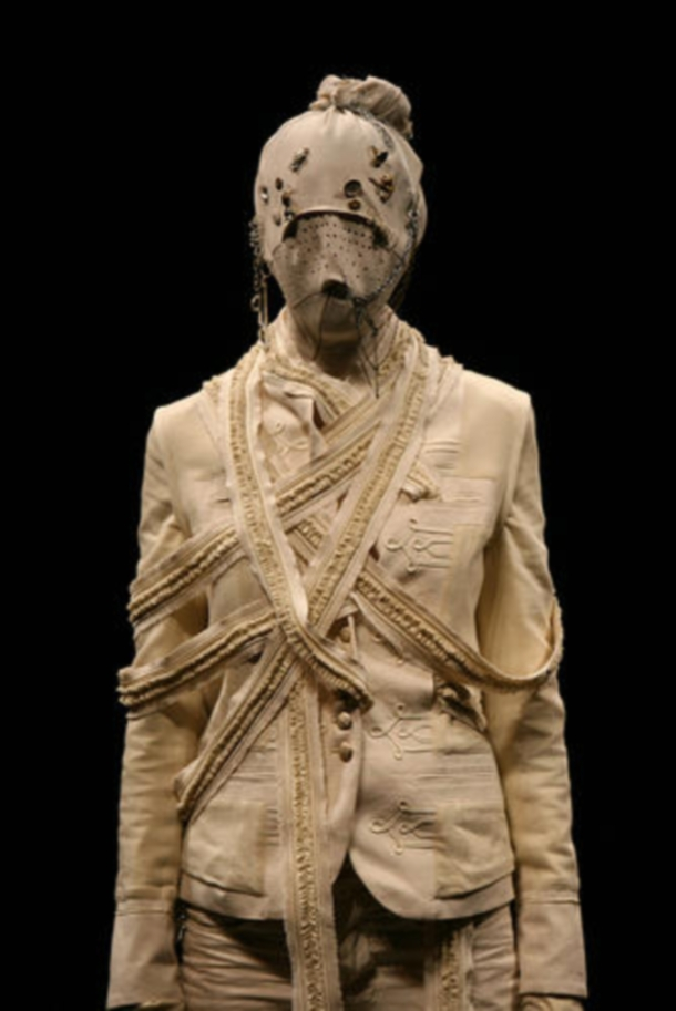 Mask from Collection 'GURUGURU', UNDERCOVER AW 2006-2007
