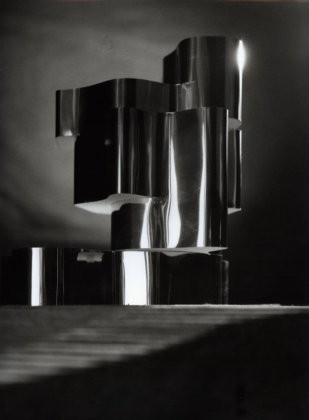 Vojin Bakić, Model for Petrova Gora Monument, 1968
