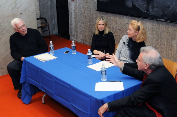 3 Peter Eisenman, Lise Anne Couture, Dagmar Richter