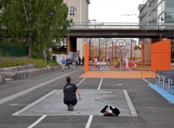 Baana Pedestrian_Helsinki(2)