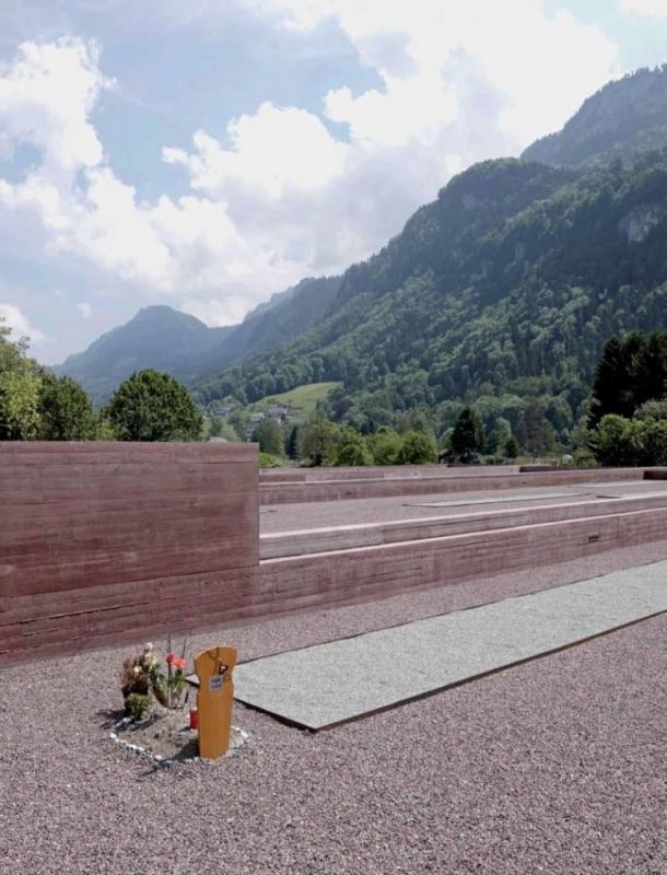 Islamic cementery_Altach_Austria