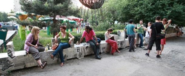 The Letter Bench, Bukurešt