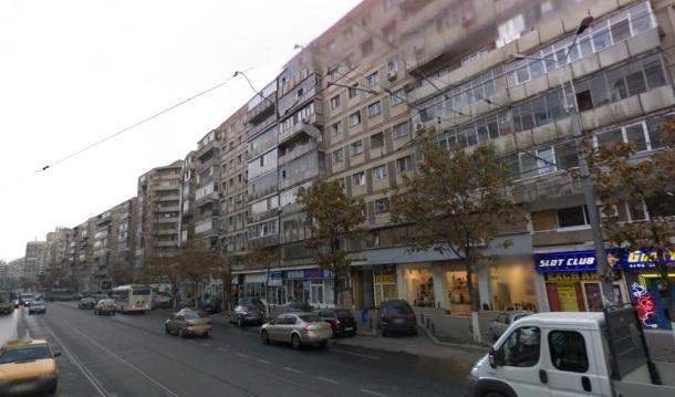 Ulica Calea Moşilor, nakon sistematizacije