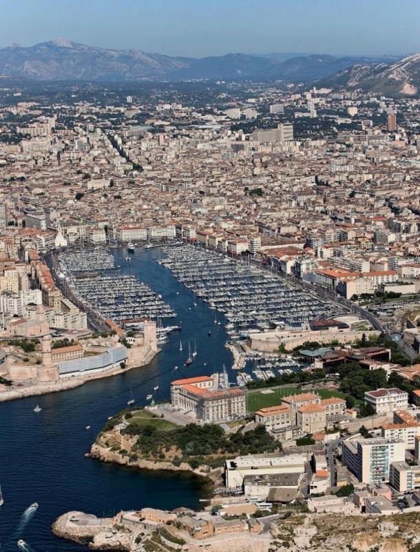 Vieux Port_Marseille_