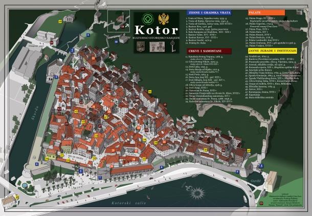 5_Kotor Stari grad-1