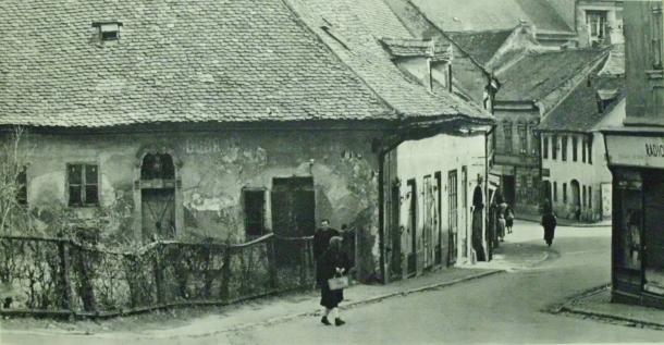 2A, Stara Vlaška 1962.godine