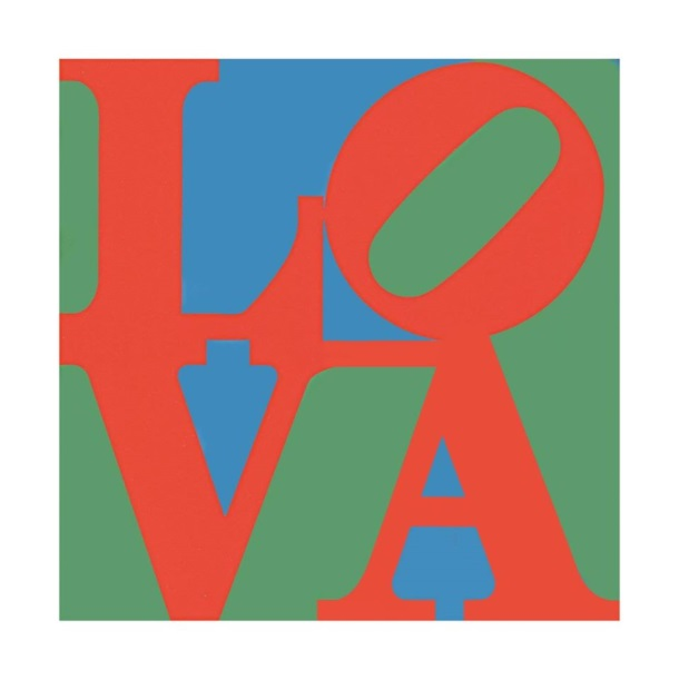 omaggio a Robert Indiana