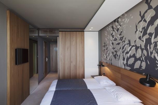 Rijetko fin i odmjeren interijer dubrova kog hotela palace for Kleine designhotels