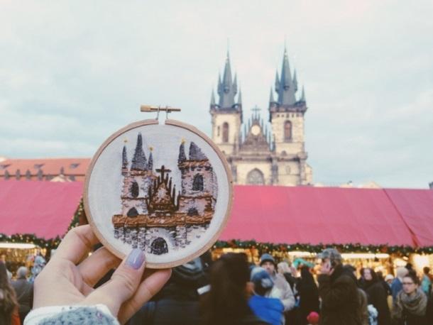 5 Prag, Stari grad