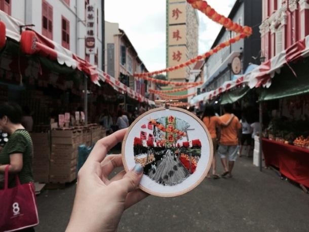7 Singapur