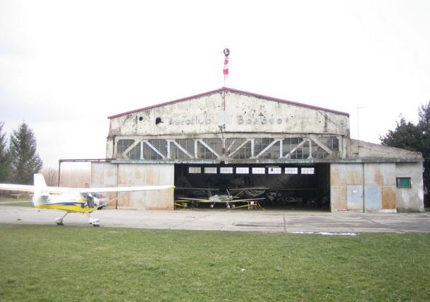Aerodrom Borovo