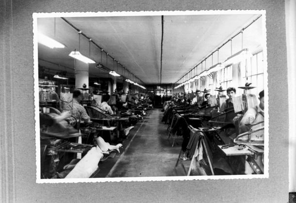 Rad u tvornici nekad