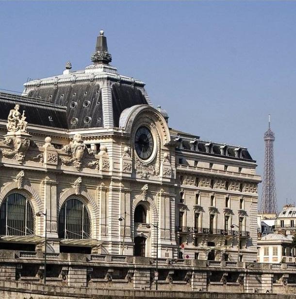 32 Muzej d'Orsay