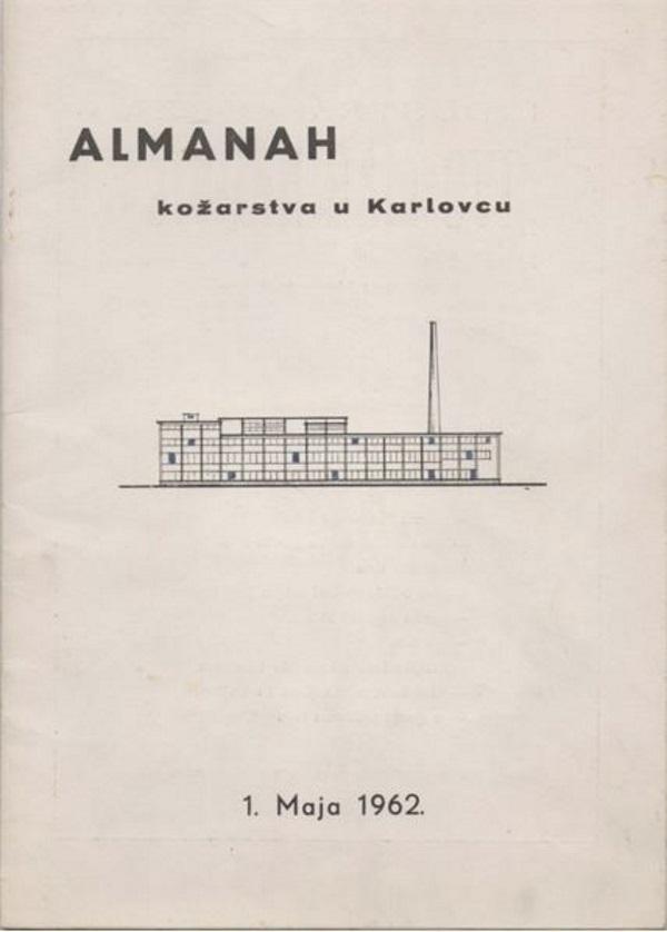 Almanah kožarstva u Karlovcu