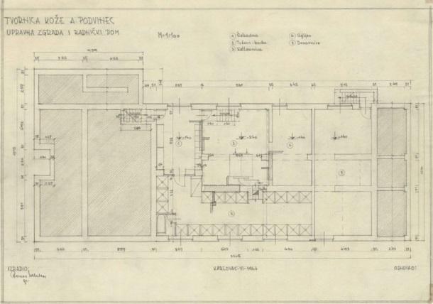 Nadogradnje i rekonstrukcije u tvornici kože Alekse Podvinca