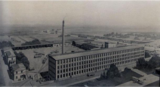 Tvornica kože Aleksa Podvinec