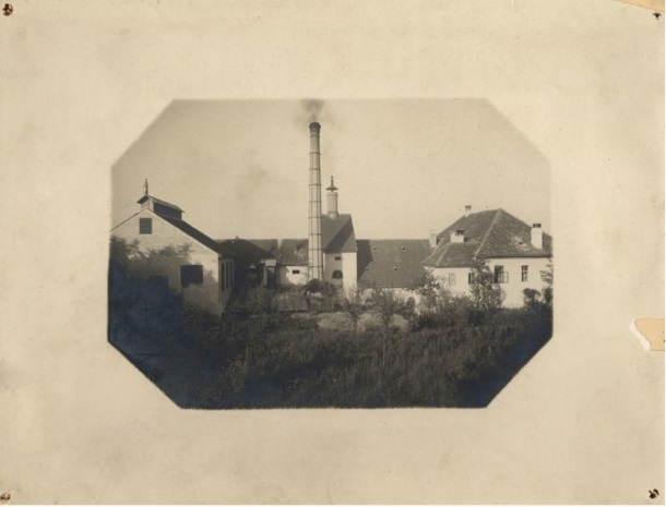 Tvornica u Dugoj Resi