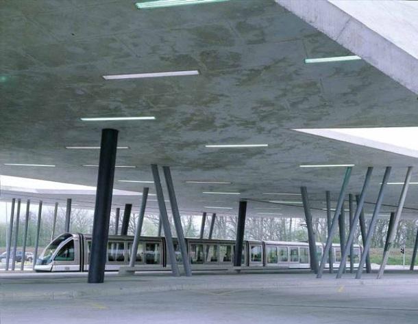 08 terminal Hoenheim