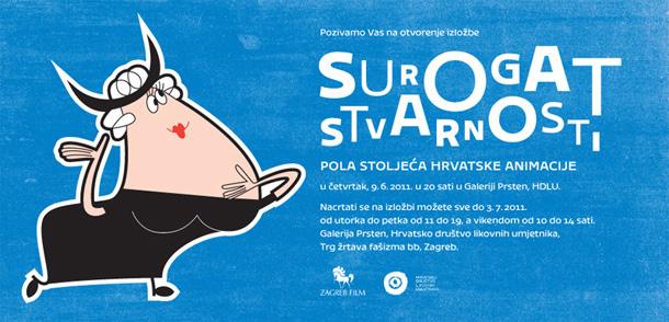 pozivnice za rođendan za odrasle Pola stoljeća zagrebačke škole animacije – Pogledaj.to pozivnice za rođendan za odrasle